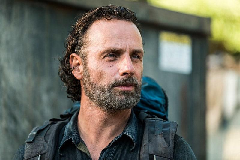 Andrew Lincoln, protagonista de 'The Walking Dead', se retira de la famosa serie