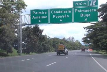 Ministerio de Hacienda aprobó obras de la malla vial para accesos Cali – Palmira