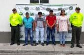 Valle: Cae banda que alteraba chasis de vehículos y los matriculaba ilegalmente