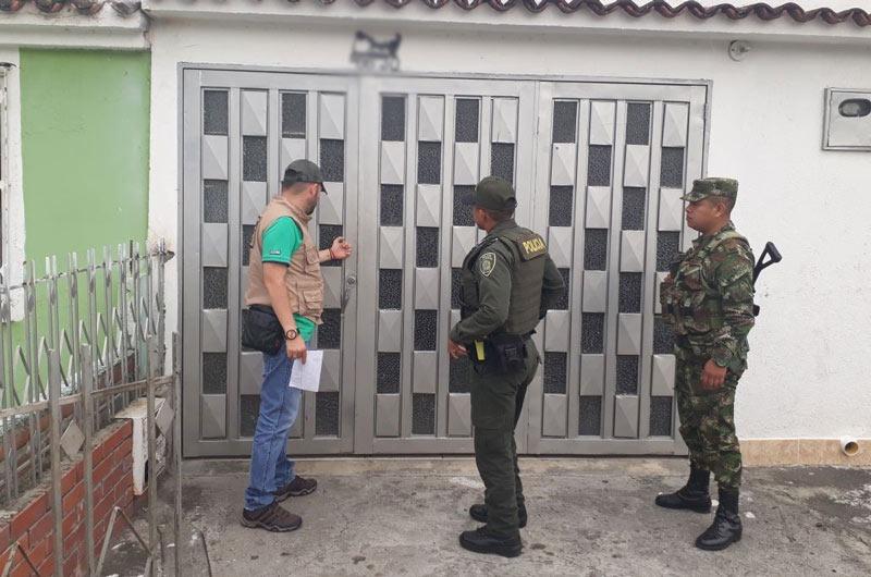 Autoridades de Palmira denuncian ausencia de 7 condenados a casa por cárcel en residencias