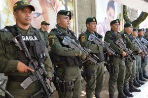 'Ministerio de Defensa implementó plan especial contra la delincuencia en el Valle