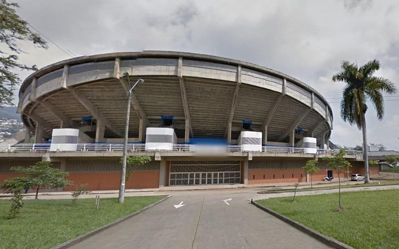 Alcaldía de Cali anunció reparaciones en Unidad Deportiva Alberto Galindo