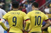 James y Falcao ya están con la Selección Colombia que se concentra en Bogotá