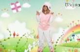 Gana esta hermosa pijama unicornio con EliSoyYo