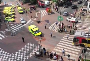 Tiroteo en Lieja, Bélgica, dejó cuatro personas muertas incluido el atacante