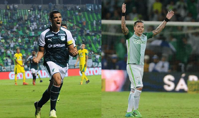 Deportivo Cali triunfó en casa en duelo de ida de los cuartos de final de la Liga Águila