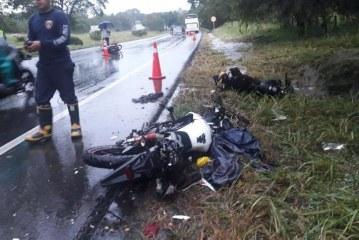 Dos personas muertas deja accidente de tránsito en la vía a Zarzal, norte del Valle
