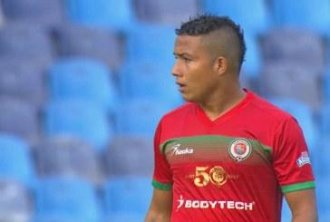 Futbolista del Cortuluá fue víctima de robo junto a su esposa en Cali