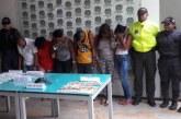 Capturan a seis personas por microtráfico en el municipio de Yumbo