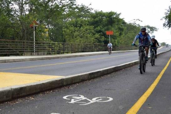 Separador vial de Carrera 5 será derribado para construir bicicarriles