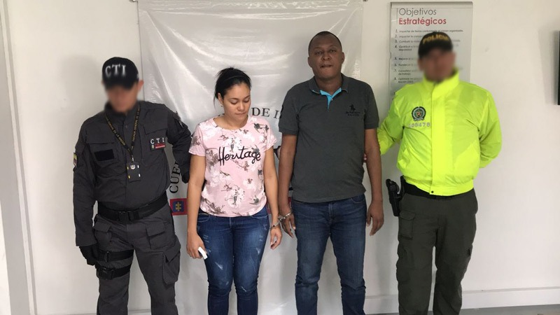 A la cárcel fue enviado hijo del alcalde de Buenaventura por lavado de activos