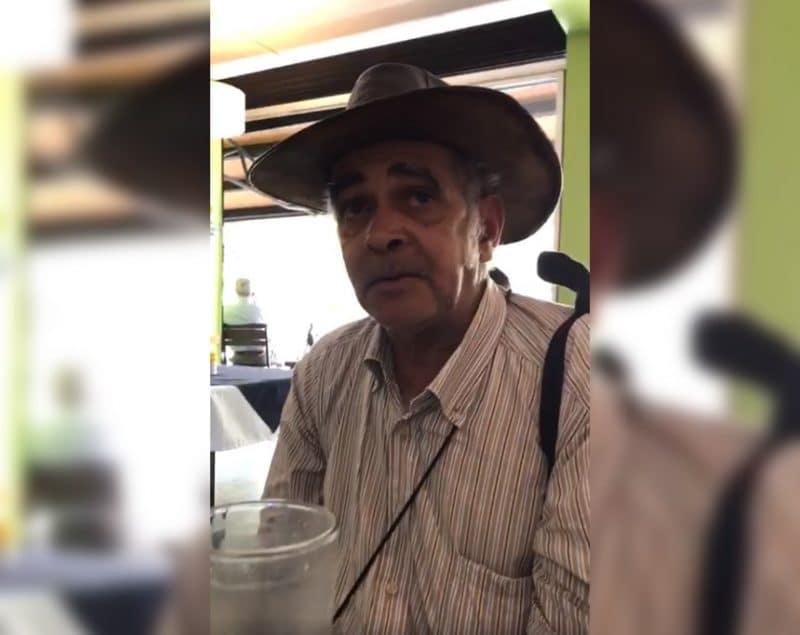 Indignación: a adulto mayor no se le permitió comer en restaurante de Medellín
