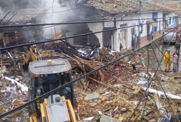 Investigan atentando tras incendio que afectó 15 viviendas en Santander de Quilichao