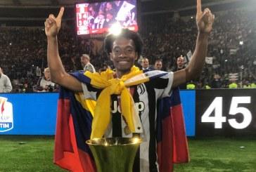Juventus, con Cuadrado, se consagró campeón de la Copa Italia tras golear al Milán