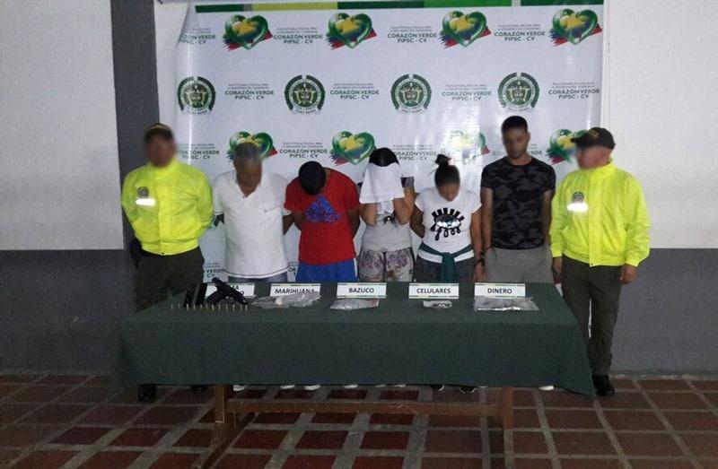 Autoridades desarticularon banda 'La 26', dedicada al hurto de viviendas en Cali