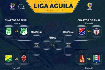 Listos los 8 equipos del fútbol colombiano que lucharán por la estrella de junio