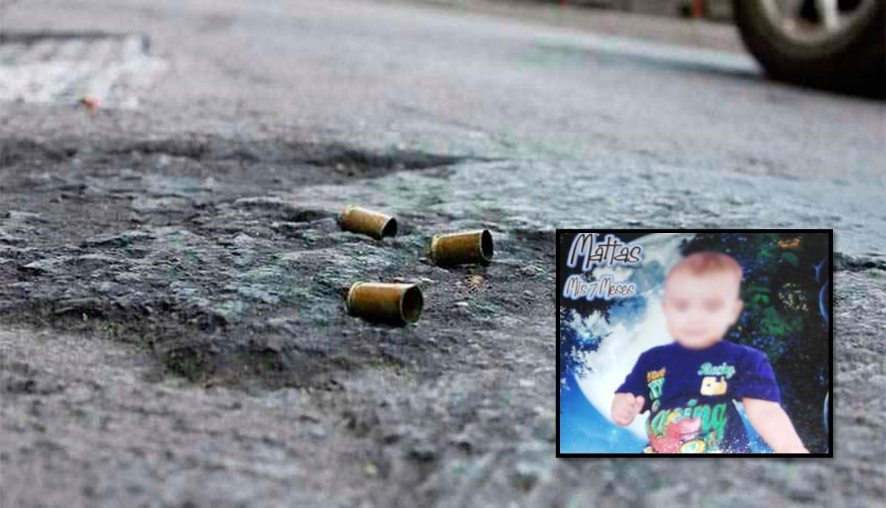 Murió bebé de 8 meses que había recibido un disparo en atentado sicarial en Guacarí