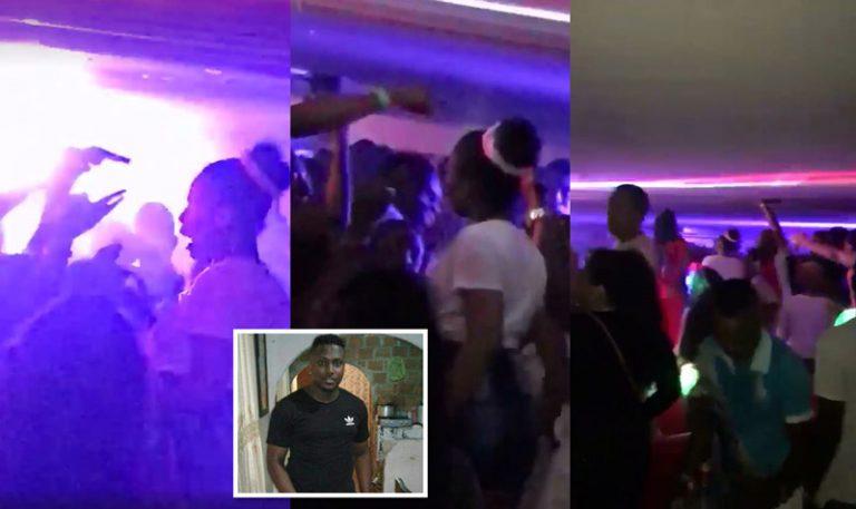 Una persona muerta y otra herida dejó balacera en discoteca de salsa de Juanchito