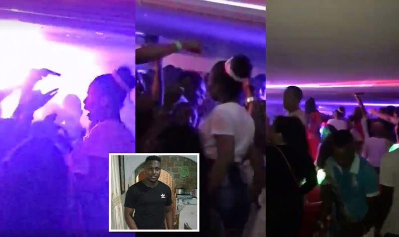 Balacera en discoteca de Juanchito deja un muerto y un herido