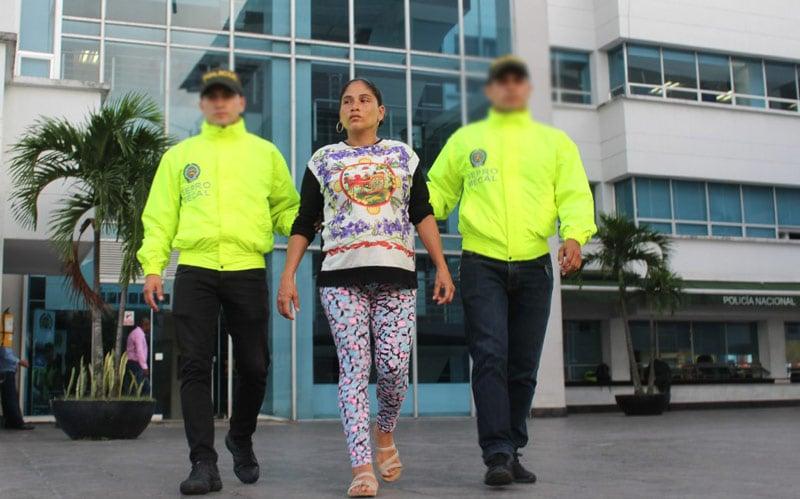 Mujer habría pagado 100 mil pesos por asesinar a madre y hermana por una herencia
