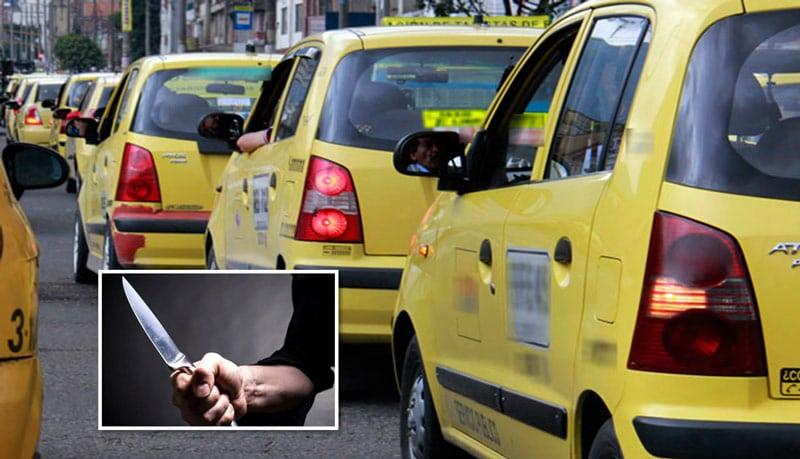 Niña de 10 años habría sido utilizada para atracar a taxista en el oriente de Cali