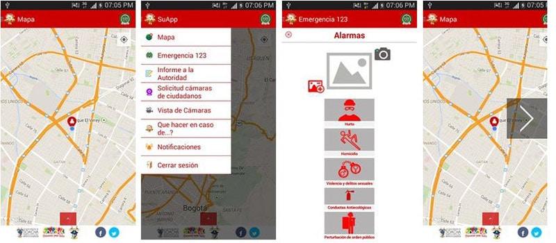 Gobernación del Valle anunció el lanzamiento de nueva app contra la delincuencia