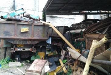 Denuncian falta de mantenimiento a maquinaria para atender ola invernal en Jamundí