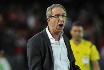 Deportivo Cali confirmó que Gerardo Pelusso no seguirá como director técnico del equipo