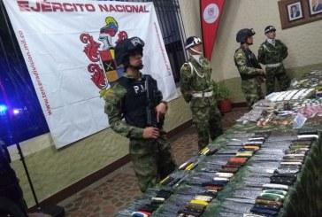 Tres bandas desmanteladas y 150 personas capturadas en operativos de 'Plan Fortaleza'