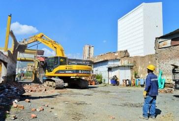 Por futuras obras de urbanismo, Alcaldía de Cali inicia demoliciones en barrio San Pascual