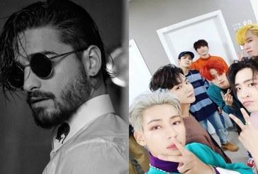 Seguidores de banda GOT7 acusaron a Maluma por plagio a tema del grupo de K-Pop