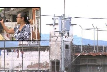 Incomunicados: vecinos a Cárcel Villahermosa se quejan por inhibidores de señal