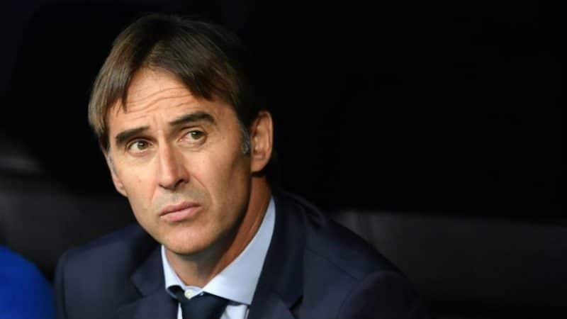 A falta de un día para el mundial, España destituye a su técnico