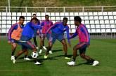 Galería: Así fue el entrenamiento de Colombia este jueves en Kazán