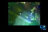 En video quedó registrado persecución policial en Cali
