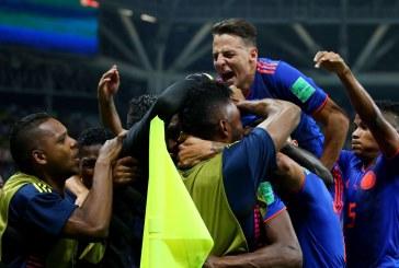 Galería: La alegría que dejó la victoria de Colombia ante Polonia