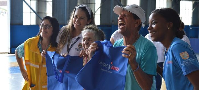 Adultos mayores disfrutaron de jornada dedicada a la vida y al bienestar