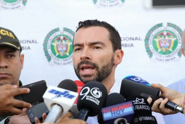 Alcaldía de Cali presenta al nuevo Secretario de Seguridad y Justicia
