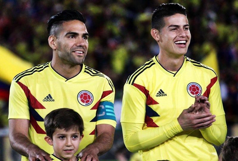 Selección Colombia ya pisó tierra carioca