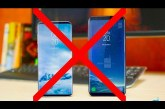 No comprar el Samsung Galaxy S9