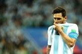 A 'D10S' solo lo salva un milagro: Argentina 0-3 Croacia