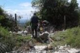 Artefacto explosivo detonó en el corregimiento de Ampudia, de Jamundí.