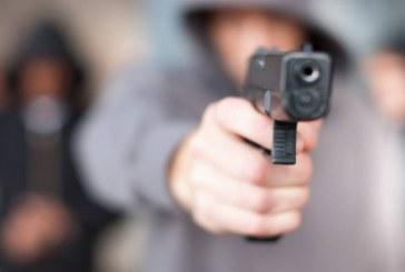 Ladrón que intentó robar a soldado fue dado de baja en el barrio Agua Blanca
