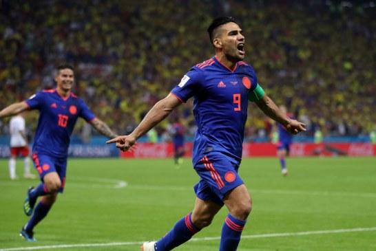 Colombia tuvo señal 3G: Ganó, goleó y gustó