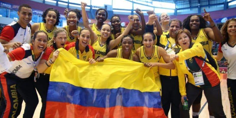 Colombia se viste de oro y se consagra campeón de los juegos Sudamericanos