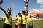 Vivo: Ya está lista la alineación de Colombia para debutar en Rusia