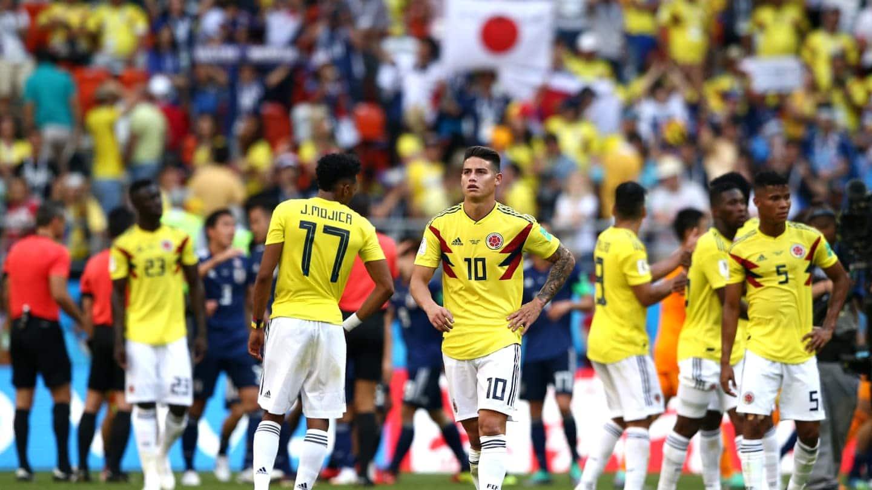 ¡Sorpresa! Colombia pierde en su debut 2-1 ante Japón