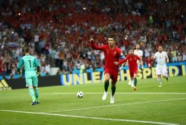 Partidazo en Sochi: España y Portugal empatan a 3 goles en el debut