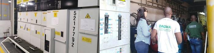 Dagma capacita empresas en manejo de equipos contaminantes al medioambiente