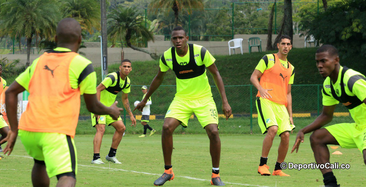 Deportivo Cali se prepara para recibir a un complicado DIM en Palmaseca